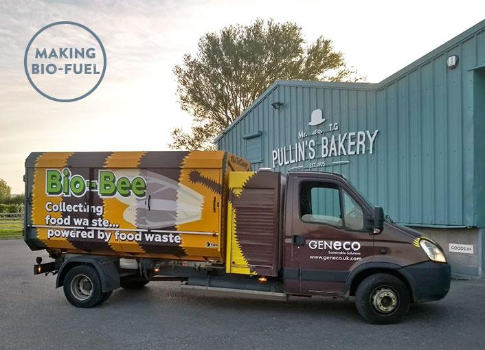 Reducing Food Waste   Mr T G Pullin's Bakery